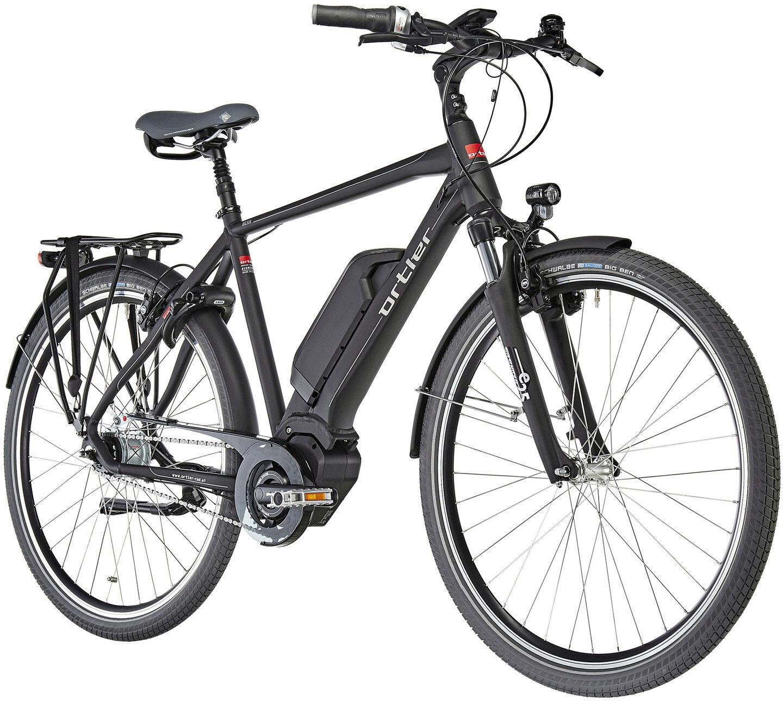 ortler bern e city bike black at. Black Bedroom Furniture Sets. Home Design Ideas